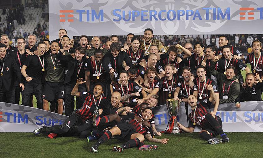 Στη Σαουδική Αραβία το Super Cup Ιταλίας
