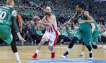 Oλυμπιακός - Ζαλγκίρις: H επανάληψη των περσινών playoffs (vid)
