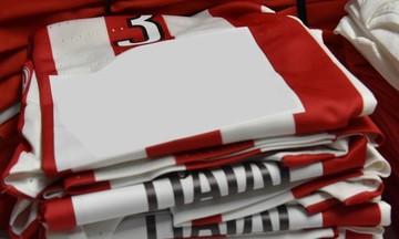 Ζαλγκίρις - Ολυμπιακός: Τι θα γράφει απόψε η φανέλα του Ολυμπιακού (pics)