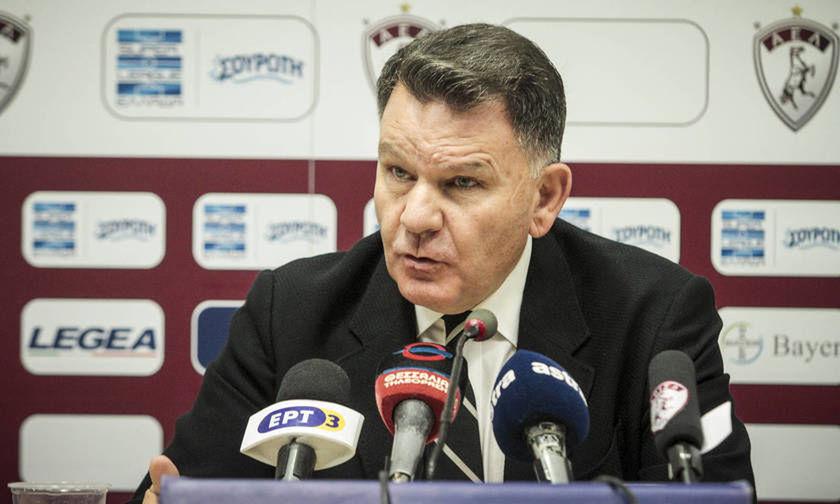 Ο Κούγιας μίλησε για το «στρουμφάκι του ΠΑΟΚ» και τη μεταγραφή του Μποζίνοφ