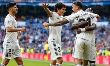 Η Ρεάλ διέλυσε 6-1 την αδύναμη Μελίγια στο Κύπελλο Ισπανίας (vid)