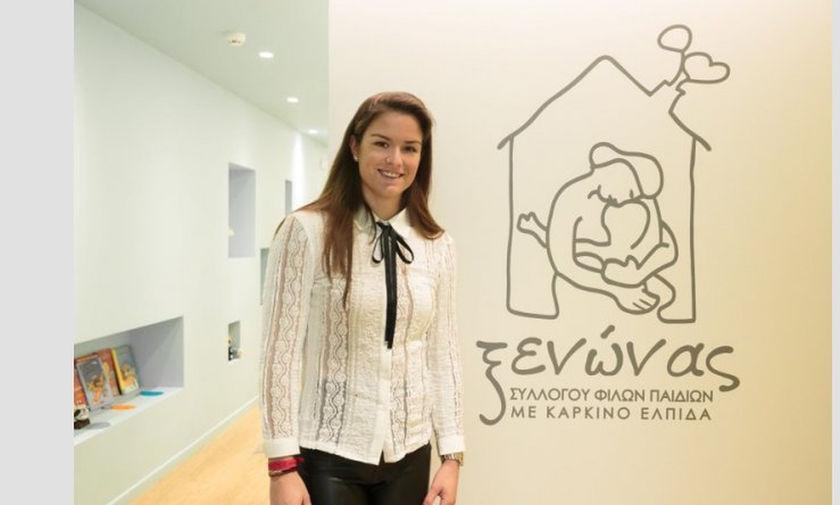 Μαρία Σάκκαρη και Άννα Κορακάκη έδωσαν... «Ελπίδα»