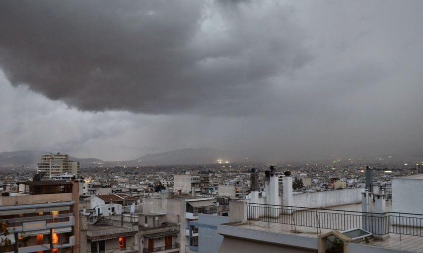 Αστατος ο καιρός σήμερα -Πού θα βρέξει