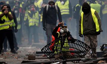 Τα «κίτρινα γιλέκα» απειλούν το πρωτάθλημα στη Γαλλία