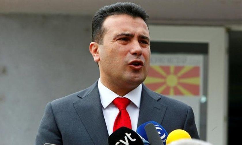 Ζάεφ: Είμαστε «Μακεδόνες», μιλάμε «μακεδονικά» και κανείς δεν θα το αμφισβητήσει ξανά