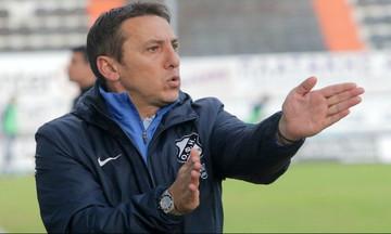 Νίκος Παπαδόπουλος: «Κίνητρο μας οι 3 βαθμοί»