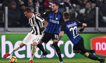 Serie A: Τις φάσεις η Ίντερ την νίκη η Γιουβέντους με 1-0