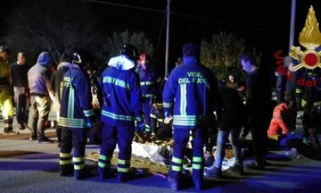Ιταλία: Πανικός σε κλαμπ, ποδοπατήθηκε ο κόσμος -Εξι νεκροί, 120 τραυματίες (vid-pics)