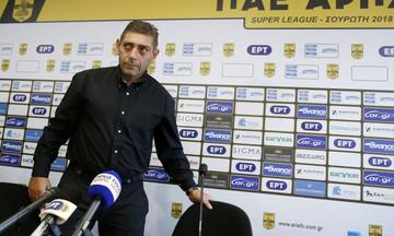 Σάββας Παντελίδης: «Πάμε για τη νίκη στο Περιστέρι»