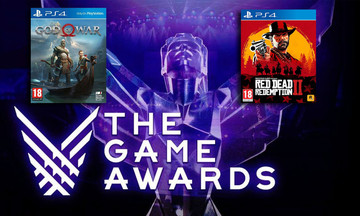 The Game Awards 2018: «Έλαμψαν» God of War, Red Dead Redemption 2