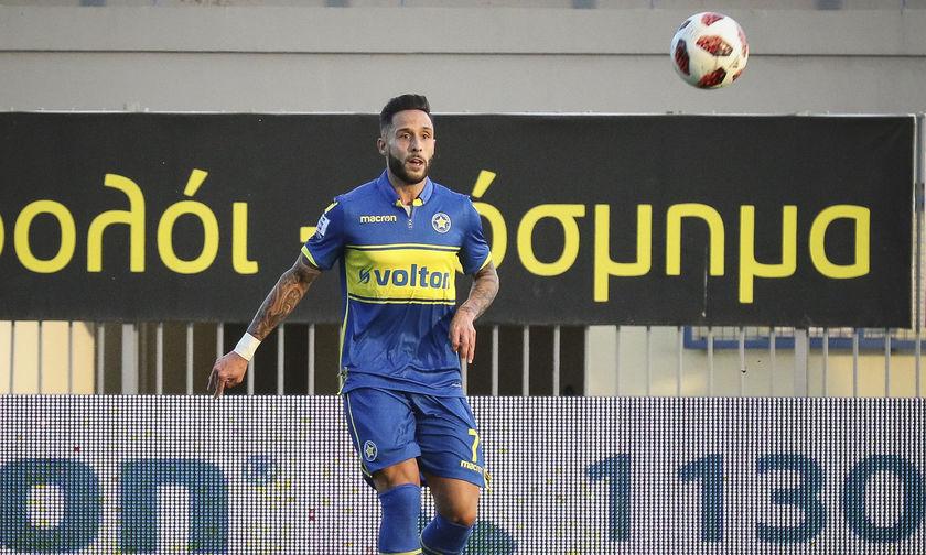 Αστέρας Τρίπολης- ΠΑΣ Γιάννινα 1-0: Φερνάντες ο «από μηχανής θεός»