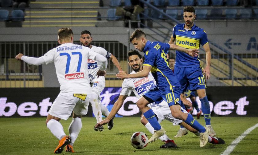 Το 1-0 του Αστέρα κόντρα στον ΠΑΣ με γκολ του Φερνάντεζ (vid)