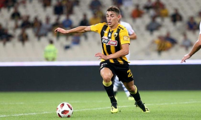 Με γκολ του Πόνσε η ΑΕΚ 1-0 τη Λαμία  (vid)