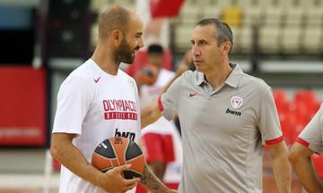 Basket League: Ολυμπιακός-Ρέθυμνο και Κύμη Χολαργός στο σημερινό πρόγραμμα