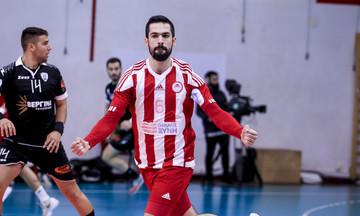 Πρωτοπόρος ο Ολυμπιακός νίκησε και τον ΠΑΟΚ με 21-16