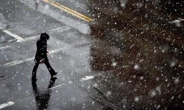 Χειμωνιάτικο σκηνικό -Βροχές και χιόνια