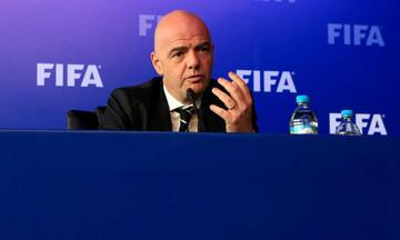 Ινφαντίνο: «Θα αποφασίσουμε τον Μάρτιο για 32 ή 48 ομάδες στο Μουντιαλ του Κατάρ 2020»