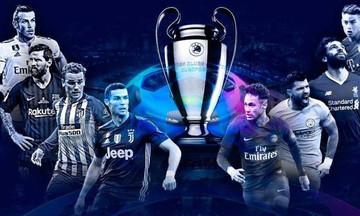 Champions League: Τέσσερα εισιτήρια αναζητούν τον κάτοχό τους