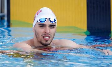 Πέρασε στα ημιτελικά του Παγκοσμίου πρωταθλήματος κολύμβησης ο Χρήστου