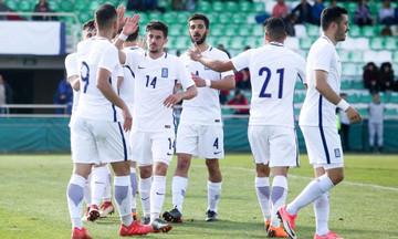 H κλήρωση της Εθνικής Ελπίδων στο Euro2021