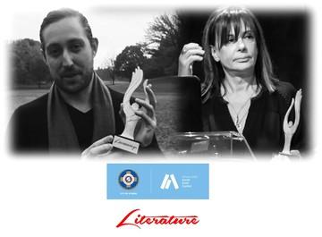 Η απονομή των Λογοτεχνικών Βραβείων του Literature.gr