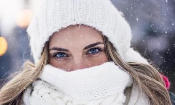 Τσουχτερό κρύο σήμερα -Σε ποιες περιοχές θα βρέξει