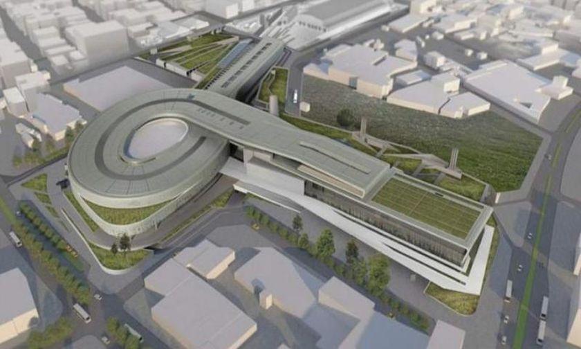 Αεροδρόμιο θα θυμίζει ο νέος σταθμός των ΚΤΕΛ στον Ελαιώνα