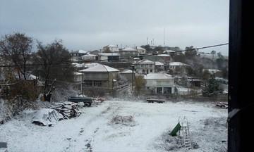 Επιδείνωση του καιρού με χιόνια και στα πεδινά
