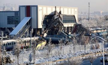 Σιδηροδρομικό δυστύχημα στην Άγκυρα - Τέσσερις νεκροί και 43 τραυματίες