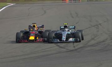 Formula 1: Αυτή είναι η προσπέραση της χρονιάς (vid)