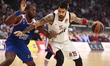 Έκτος σκόρερ στην ιστορία της EuroLeague ο Πρίντεζης