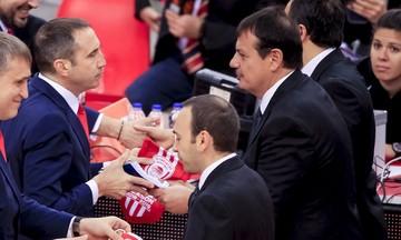 Αταμάν: «Βρεθήκαμε κοντά με τον Σπανούλη, αλλά προτίμησε τον Ολυμπιακό»