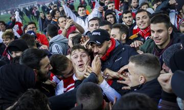 Europa League: Μόνο με πρόστιμο κινδυνεύει ο Ολυμπιακός