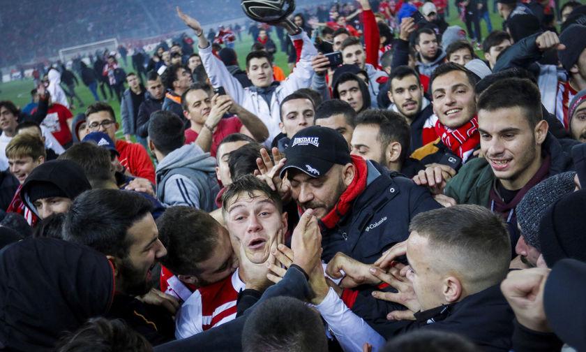Η UEFA κάλεσε τον Ολυμπιακό σε απολογία
