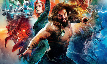 Aquaman: Μια επική (ψαρό)σουπα