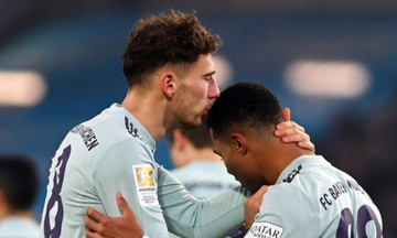 Bundesliga: H Mπάγερν σάρωσε 4-0 και το Ανόβερο (αποτελέσματα, βαθμολογία)