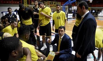 Αγγέλου: «Η πίεση βαραίνει περισσότερο τον προπονητή»