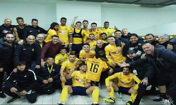 Πρωτάθλημα Κύπρου: Με ανατροπή η ΑΕΛ στο Μακάρειο