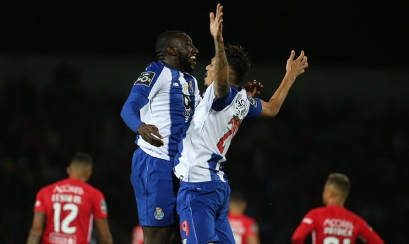 Primeira Liga: Πέρασε με ανατροπή από τις Αζόρες η Πόρτο