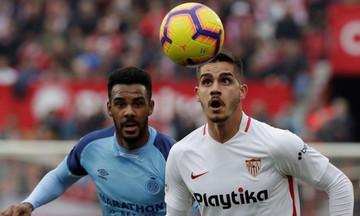 La Liga: Νίκησε και «έπιασε» κορυφή η Σεβίλλη