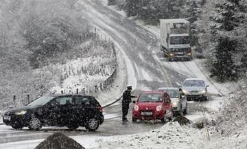 Ερχεται νέο σφοδρό κύμα κακοκαιρίας με κρύο και χιόνια