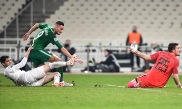 Ο Μακέντα εκτελεί τον Μέγερι για το 1-0 του Παναθηναϊκού (vid)