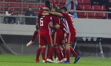 To γκολ του Γκερέρο για το 1-0 του Ολυμπιακού απέναντι στη Λαμία (vid)