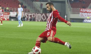 Ο Φετφατζίδης το 2-0 του Ολυμπιακού απέναντι στη Λαμία (vid)