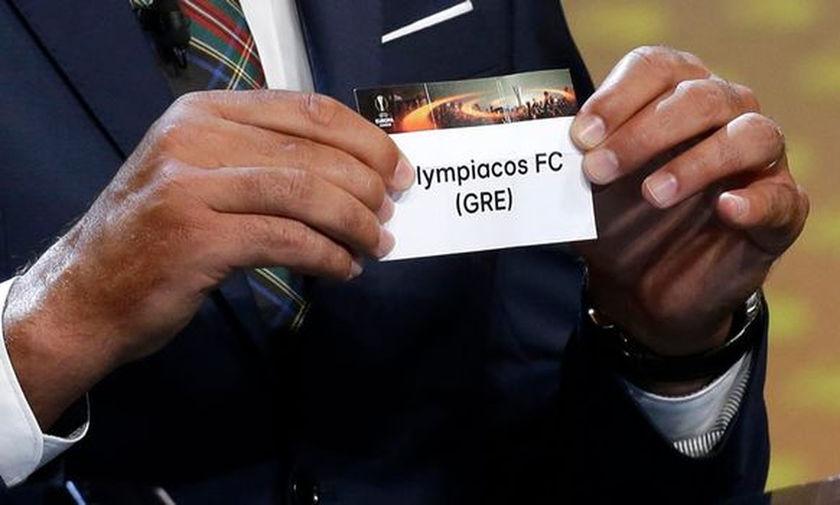 Τα ζευγάρια των «32» του Europa League