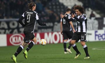 Μπροστά 1-0 ο ΠΑΟΚ με γκολ του Πρίγιοβιτς (vid)