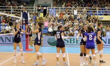 Με τέσσερις παίκτριες του Ολυμπιακού η προετοιμασία της Εθνικής