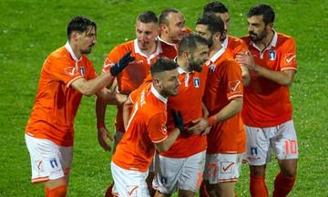 Ηρακλής- ΠΑΣ Γιάννινα 2-0- Πέρασε ο ΠΑΣ, ελπίζει ο  «Γηραιός»