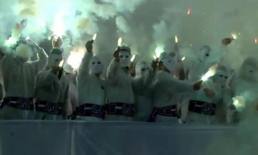 Οι ΚΚΚ με τους λοστούς που περιμένουν τον Ολυμπιακό - Το βίντεο άγριου ξυλοδαρμού οπαδού του ΠΑΟΚ