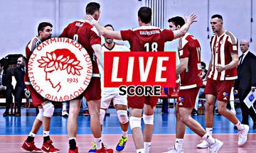 LIVE score: BBSK - Ολυμπιακός (16:00)